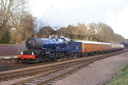 6023 King Edward II - 27-1-13 - Leicester North