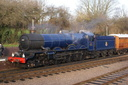6023 King Edward II - 27-1-13 - Leicester North (2)