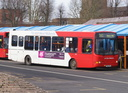 581 R581XDA - 16-2-13 - Dudley Bus Station (1)