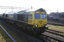 66957 Stephenson Locomotive Society 1909 - 2009 - 2-3-13 - Bescot (2)