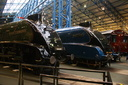 60008 Dwight D Eisenhower + 4468 Mallard - 9-3-13 - National Railway Museum, York