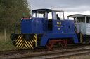 HE 6678 - 7-9-13 - Brownhills West (Chasewater Railway) (2)