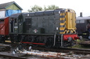 D3429 - 7-9-13 - Brownhills West (Chasewater Railway) (1)