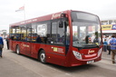MX13BCK - 22-9-13 - Long Marston Airfield, (Showbus 2013)