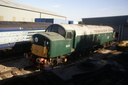D212 Aureol - 29-9-13 - Barrowhill Roundhouse