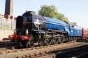 60163 Tornado - 29-9-13 - Barrowhill Roundhouse