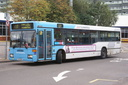 1703 V703MOA - 26-10-13 - Coventry Pool Meadow Bus Station (1)