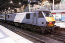 90008 The East Anglian - 1-11-13 - London Liverpool Street (1)