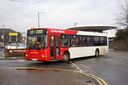 1446 P446JOX - 3-1-14 - Pipers Row, Wolverhampton