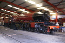46203 PRINCESS MARGARET ROSE - 8-2-14 - Swanwick Junction (Midland Railway Centre)