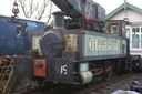 AB 880 Glenfield - 29-3-14 - Brownhills West (Chasewater Railway) (1)