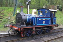 323 BLUEBELL - 12-4-14 - Shackerstone (Battlefield Line)