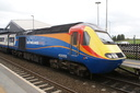 43055 The Sheffield Star 125 Years - 12-4-14 - East Midlands Parkway