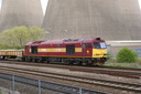 60065 Spirit of JAGUAR - 12-4-14 - East Midlands Parkway