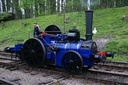 AP 9449 THE BLUE CIRCLE - 12-4-14 - Shackerstone (Battlefield Line)