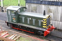 D2245 - 12-4-14 - Shackerstone (Battlefield Line)