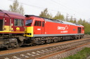 60007 The Spirit of Tom Kendell - 19-4-14 - Bushbury Junction (1)