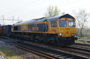 66739 Bluebell Railway - 21-4-14 - Bushbury Junction
