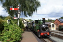 823 COUNTESS - 14-8-14 - Llanfair Caereinion (Welshpool & Llanfair Railway)