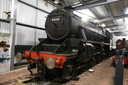 45110 - 3-10-14 - The Engine House, Highley (Severn Valley Railway)