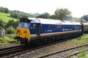 50026 Indomitable - 3-10-14 - Highley (Severn Valley Railway) (1)
