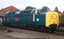 55019 ROYAL HIGHLAND FUSILIER - 3-10-14 - Kidderminster Town (Severn Valley Railway) (1)