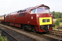 D1062 WESTERN COURIER - 3-10-14 - Arley (Severn Valley Railway)