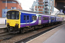 150145 (57145 + 52145) - 25-10-14 - Manchester Oxford Road