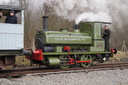 AB 1223 - 28-2-15 - Brownhills West (Chasewater Railway) (1)