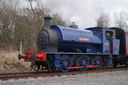 HE 3783 HOLLY BANK No 3 - 28-2-15 - Brownhills West (Chasewater Railway) (3)