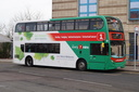 5408 BX61LHK - 7-3-15 - Pipers Row, Wolverhampton