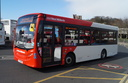 751 YY14WHA Violet - 24-3-15 - Dudley Bus Station