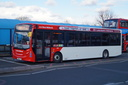 869 SN15LCT Charlie - 24-3-15 - Dudley Bus Station