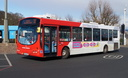 1784 BX56XDG - 24-3-15 - Dudley Bus Station