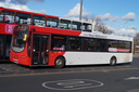 2085 BX12DBV - 24-3-15 - Dudley Bus Station