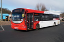 2093 BX12DCY Frank Foley - 24-3-15 - Dudley Bus Station