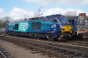 68001 Evolution - 19-4-15 - Barrow Hill Roundhouse (11)