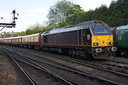 67005 Queen's Messenger - 16-5-15 - Bridgnorth (Severn Valley Railway) (2)