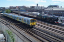 508124 (64672 + 71506 + 64715) + 35028 CLAN LINE - 30-6-15 - Chester