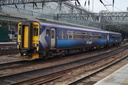 156503 (57503 + 52503) - 8-8-15 - Glasgow Central