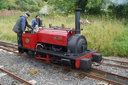 HE 780 ALICE - 31-8-15 - Bala (Bala Lake Railway)