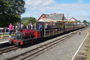 HE 780 ALICE - 31-8-15 - Llanuwchllyn (Bala Lake Railway) (2)