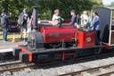 HE 780 ALICE - 31-8-15 - Llanuwchllyn (Bala Lake Railway) (3)