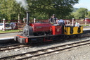 HE 780 ALICE - 31-8-15 - Llanuwchllyn (Bala Lake Railway) (4)