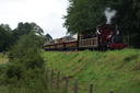 HE 822 MAID MARIAN - 31-8-15 - Llangower (Bala Lake Railway)