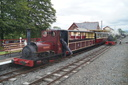 HE 822 MAID MARIAN - 31-8-15 - Llanuwchllyn (Bala Lake Railway) (1)