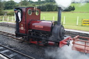 HE 822 MAID MARIAN - 31-8-15 - Llanuwchllyn (Bala Lake Railway)