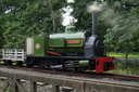 HE 3904 JACK LANE - 31-8-15 - Llangower (Bala Lake Railway) (1)