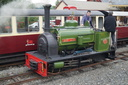 HE 3904 JACK LANE - 31-8-15 - Llanuwchllyn (Bala Lake Railway) (1)