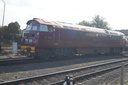 D1062 WESTERN COURIER - 2-10-15 - Kidderminster Town (Severn Valley Railway) (1)